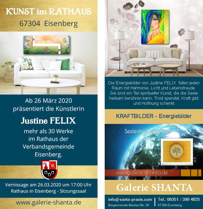 Ausstellung in Eisenberg Pfalz 2020
